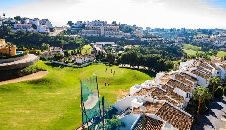 Golfferien Malaga